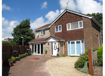Thumbnail 5 bed detached house for sale in Ash Hayes Drive, Nailsea