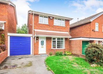 Thumbnail 3 bed link-detached house for sale in Old Park Road, Wednesbury, West Midlands