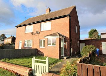 Thumbnail 2 bedroom semi-detached house to rent in Clifton Road, Klondyke, Cramlington