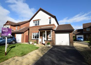 Thumbnail 3 bedroom detached house for sale in Badger Rise, Portishead, Bristol