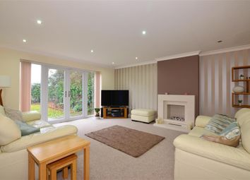 Thumbnail 4 bed detached house for sale in Kingsingfield Road, West Kingsdown, Sevenoaks, Kent