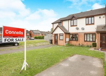 Thumbnail 2 bedroom terraced house for sale in Cavalier Circus, Moseley Parklands, Wolverhampton