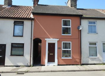 2 bed terraced house for sale in Park Road, Lowestoft NR32