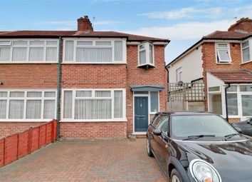Thumbnail 3 bed end terrace house for sale in Mollison Way, Edgware