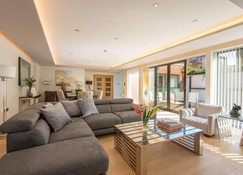 Thumbnail 4 bed detached house for sale in Fairhazel Gardens, South Hampstead, London