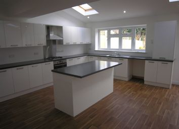 Thumbnail 4 bedroom semi-detached house to rent in Lodge Avenue, Gidea Park, Romford