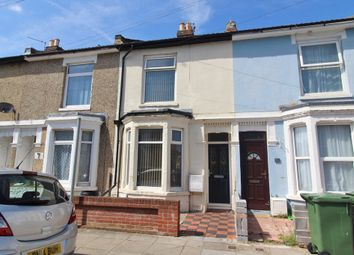 Thumbnail 3 bed terraced house for sale in Northcote Road, Southsea