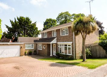 Thumbnail 4 bed detached house for sale in Redwood Drive, Haywards Heath