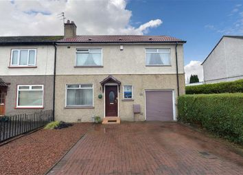 Thumbnail 4 bed end terrace house for sale in Methuen Road, Paisley