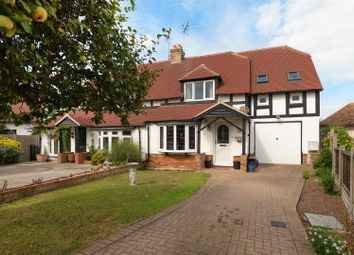 4 bed semi-detached house for sale in Green Leas, Chestfield, Whitstable CT5