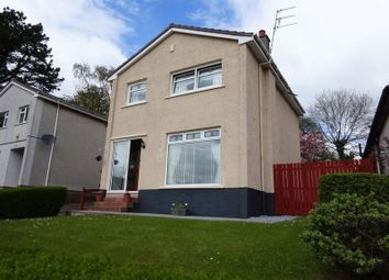 Thumbnail 3 bed property for sale in Cardross Road, Dumbarton