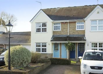 Thumbnail 3 bedroom end terrace house for sale in Ravenswood Close, Cobham, Surrey