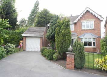 Thumbnail 4 bed detached house for sale in Gleneagles Close, Lowton