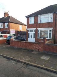 Thumbnail 3 bed semi-detached house for sale in Tollemarche Ave, Leicester