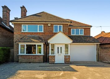 Thumbnail 4 bed detached house for sale in Stanley Hill, Amersham, Buckinghamshire