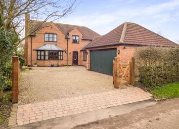 Thumbnail 4 bedroom detached house for sale in Burden Lane, Shelford, Nottingham, Nottinghamshire