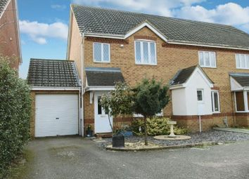 Thumbnail 3 bed end terrace house for sale in Cartmel Priory, Bedford