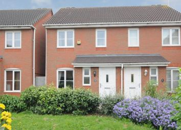 Thumbnail 2 bed semi-detached house for sale in Factory Street, Shepshed, Loughborough