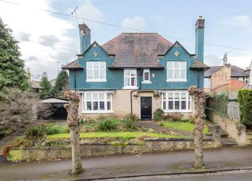 Thumbnail 6 bed detached house for sale in Meadow Bank Avenue, Nether Edge, Sheffield