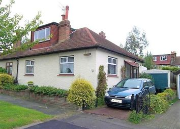 Thumbnail 3 bed bungalow to rent in Lytton Avenue, Palmers Green
