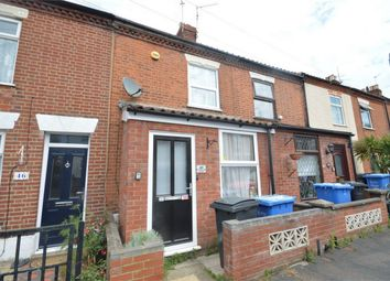 Thumbnail 2 bed terraced house for sale in Branford Road, Norwich, Norfolk