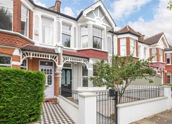Thumbnail 4 bed terraced house for sale in Elborough Street, London