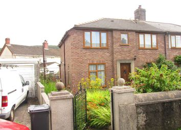 Thumbnail 3 bedroom property to rent in Derwen Road, Alltwen, Swansea