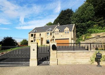 Thumbnail 6 bed detached house for sale in Washer Lane, Pye Nest, Halifax