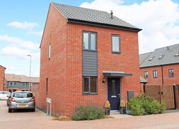 Thumbnail 2 bedroom detached house for sale in 4 Cheshires Way, Lawley, Telford