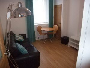 Thumbnail 1 bed flat to rent in Balfour Street, Kirkcaldy