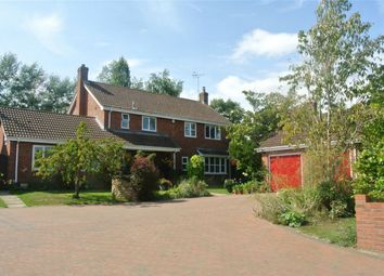 Thumbnail 4 bed detached house for sale in Stainfield Road, Kirkby Underwood, Lincolnshire