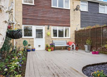 Thumbnail 3 bed terraced house for sale in The Tennis, Cassington