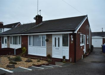 Thumbnail 2 bed semi-detached bungalow for sale in Holcombe Grove, Chorley