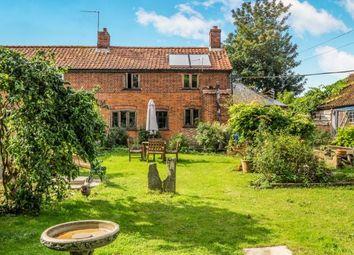 Thumbnail 2 bedroom semi-detached house for sale in East Tuddenham, Dereham, Norfolk