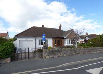 Thumbnail 3 bed bungalow for sale in Trafford Park, Penrhyn Bay, Llandudno, Conwy