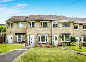 Thumbnail 3 bedroom town house for sale in Stones Lane, Golcar, Huddersfield