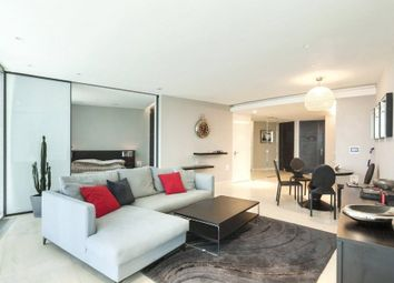Thumbnail 1 bed flat to rent in The Tower, 1 St George Wharf, Vauxhall