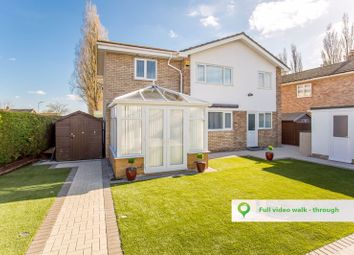 Thumbnail 4 bed detached house for sale in Fairmead Road, Yeovil