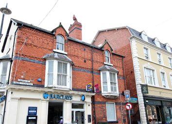 Thumbnail 1 bed flat for sale in Dee Lane, Castle Street, Llangollen