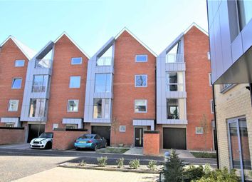 Thumbnail 4 bed town house for sale in The Pightle, Church Lane, Newmarket