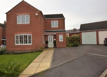Thumbnail 4 bed detached house for sale in Ireton Close, Belper, Derbyshire