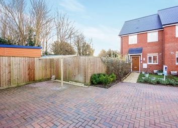 Thumbnail 2 bed semi-detached house for sale in Old School Close, Freshwater