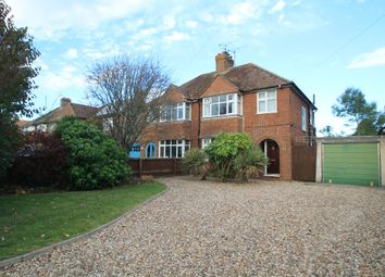 Thumbnail 3 bed semi-detached house for sale in Great Lane, Bierton, Aylesbury