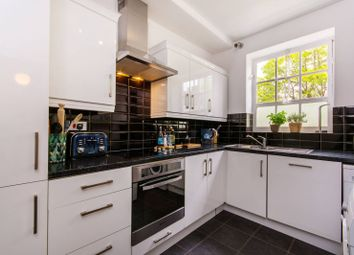 Thumbnail 3 bed flat for sale in Vicarage Crescent, Battersea