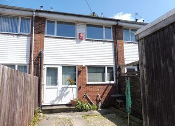 Thumbnail 3 bed terraced house for sale in The Hawthorns, Cardiff