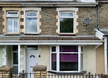 Thumbnail 3 bed terraced house for sale in Chapel Terrace, Hengoed