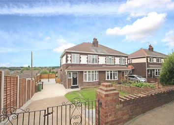 Thumbnail 3 bed semi-detached house for sale in Station Road, Hemsworth, Pontefract