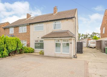 Thumbnail 3 bedroom semi-detached house for sale in Reeds Lane, Moreton, Wirral