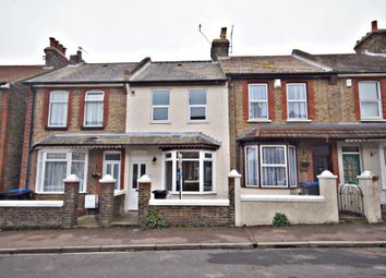 Thumbnail 3 bedroom terraced house to rent in St. Patricks Road, Ramsgate