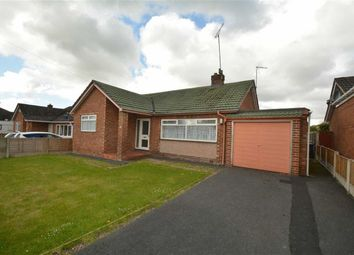 Thumbnail 3 bed detached bungalow for sale in Wats Dyke Avenue, Mynydd Isa, Mold